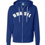 HoodedSweatshirt_blue_BRASIL_front