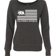 Sweatshirt_Charcoal_USA_CaliBear